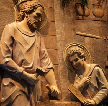 Joseph+And+Jesus+Carpenter