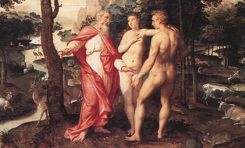 Jacob_de_Backer_-_Garden_of_Eden_-_WGA1125